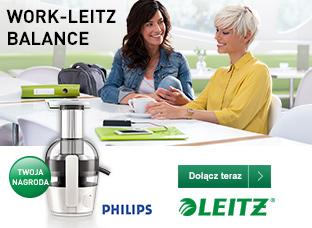 Promocja Leitz-Work-Balance - Lobos