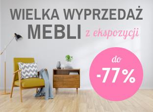 Wyprzedaż mebli Wrocław